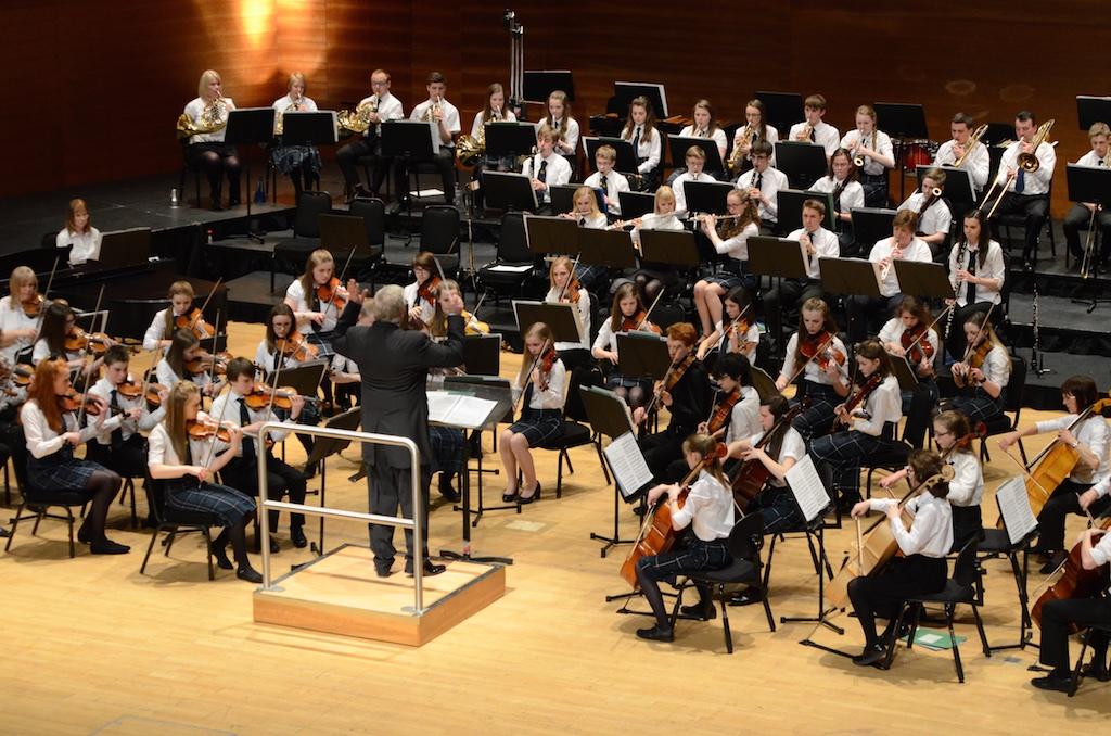 Annual Concert - Perth Concert Hall - April 2015