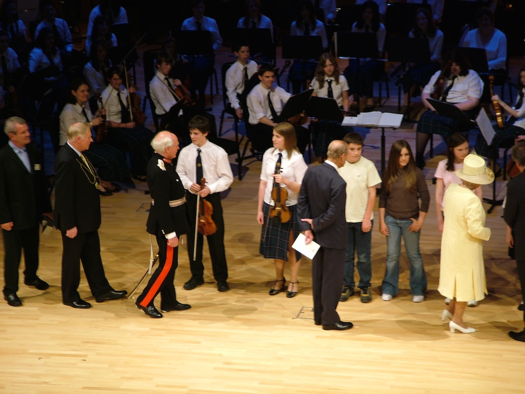 Open Concert - Perth Concert Hall August 2005