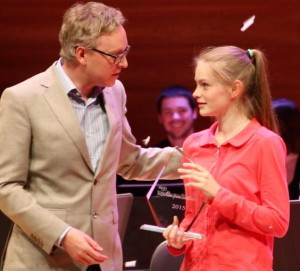 PYO's Emma Ritchie Wins First National Composing Competition – Perth