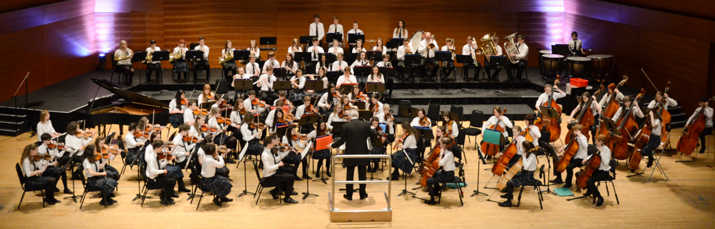 Perth Youth Orchestra - Annual Concert 2016